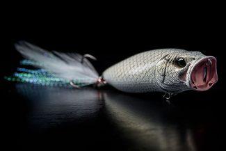 Megabass Pop Max Topwater Bait Japanese-Made Topwater Popper Bass Fishing Lure
