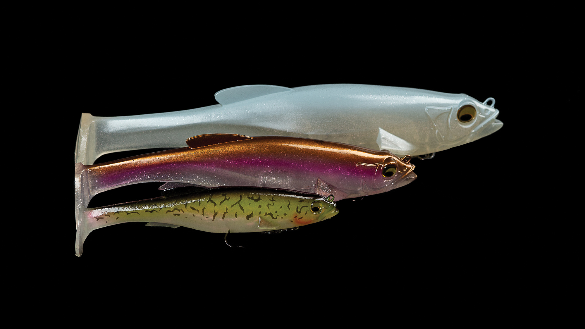 MEGABASS MAGDRAFT FREESTYLE 6 INCH SWIMBAIT SILVER SHAD