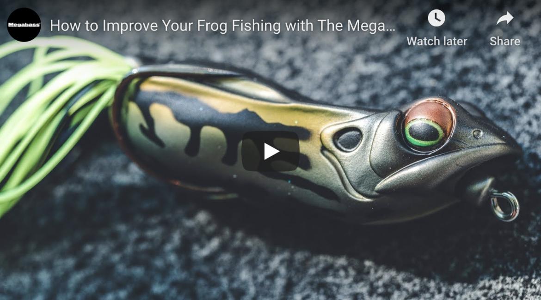 Megabass Big Gabot Frog