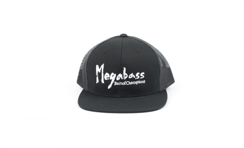 MEGABASS-BRUSH-SNAPBACK-BLACKWHITE-1