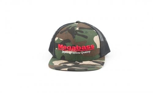 MEGABASS CLASSIC TRUCKER - CAMO