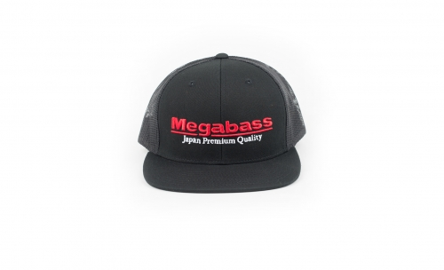 MEGABASS SNAPBACK - BLACKRED